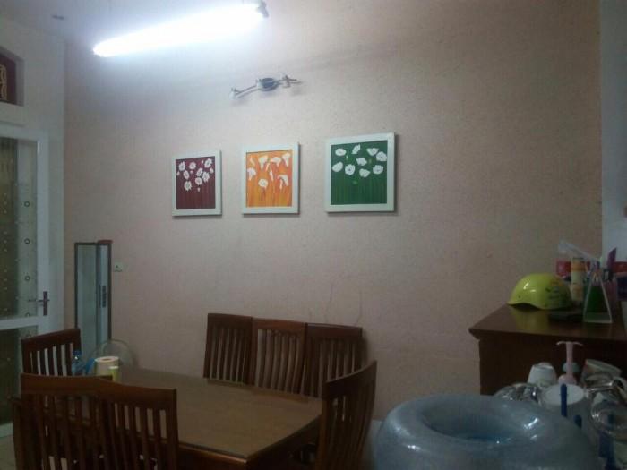 Bán Nhà Hào Nam 40m2 4 Tầng Mặt Tiền 4m