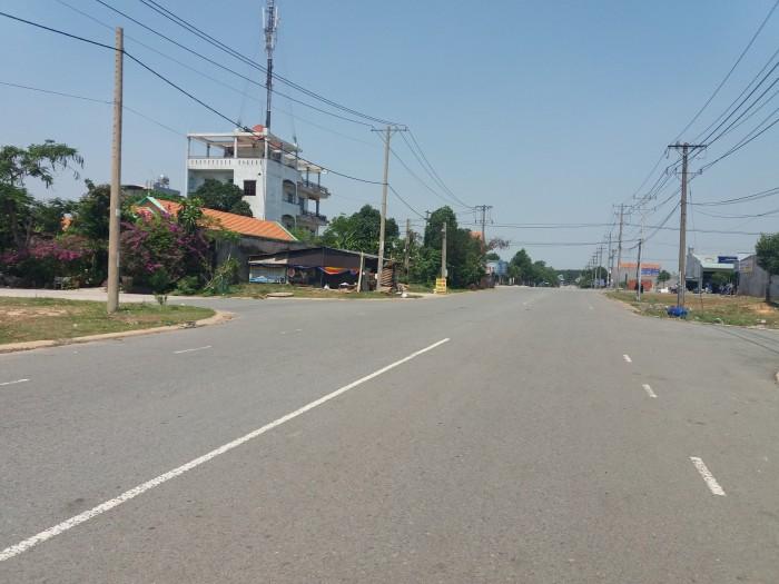 Chuyển định cư bán gấp lô đất và nhà mặt tiền quốc lộ 13