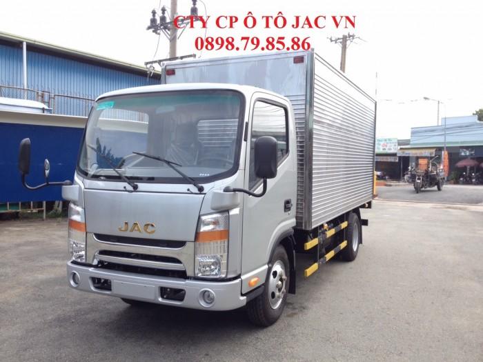 Xe tải JAC 4.9T đầu vuông CAO CẤP-bảo hành 5 năm