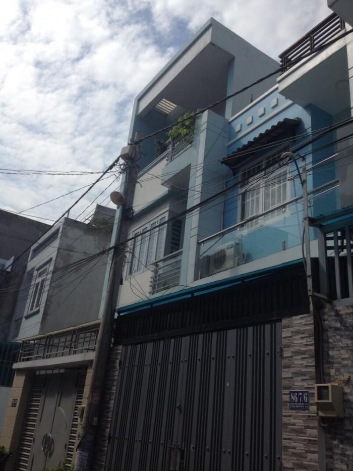 Bán nhà đường Trương Văn Hải, Tăng Nhơn Phú B, Quận 9,