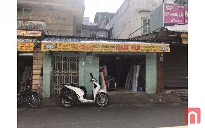 Cần bán gấp nhà MTNB chợ Tân Bình 6mx20m vuông vức có 1 ko 2