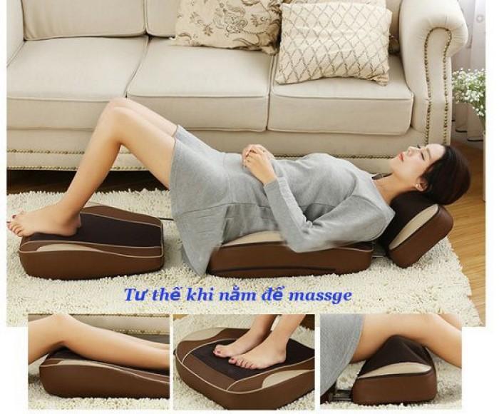 Đệm massage 5D tách rời hai mảnh,ghế massage F08,máy massage giảm đau toàn thân,máy rung giảm béo