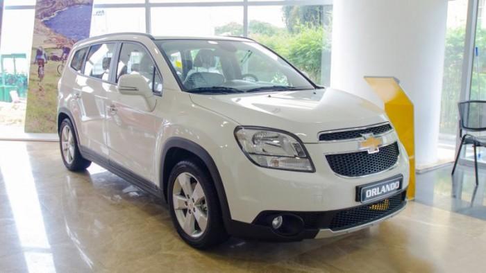 Phú Nhuận: Bán Chevrolet Orlando 2017 giá tốt. Bao hồ sơ ngân hàng 24 h. Không được hoàn tiền 100%