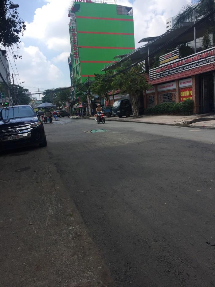 Nhà MTKD đường Tân Hương Dt 4x20m