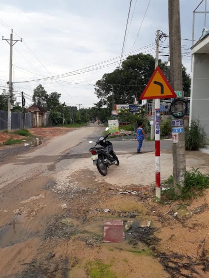 Bán nhà C4 2 mặt tiền hương lộ 21 xã Tam Phước.150m2, TC 100m. SHR