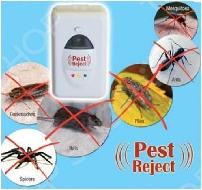 Thiết bị đuổi chuột,ruồi,muỗi,kiến,...bằng sóng âm an toàn,máy đuổi chuột cho nhà kho và gia đình1