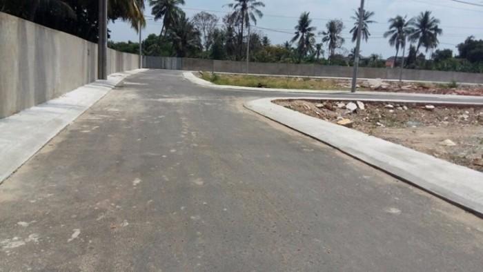 Bán đất hẻm 866 Hiệp Bình Phước, Quận Thủ Đức mặt tiền đường rộng 7m 60.5m2