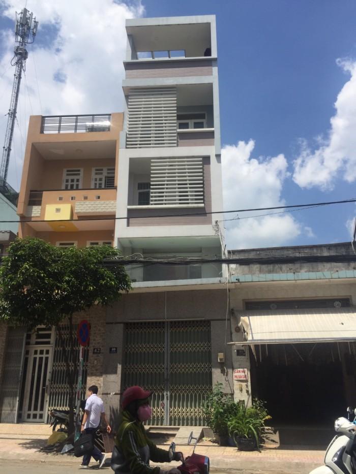 Cần Bán Nhà MT Đường Tân Hương . 4x20m . Nhà 3 Lầu Đẹp