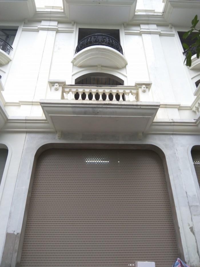 Chính Chủ cho thuê nhà mặt phố đường Tôn Thất Huyết S:85m2