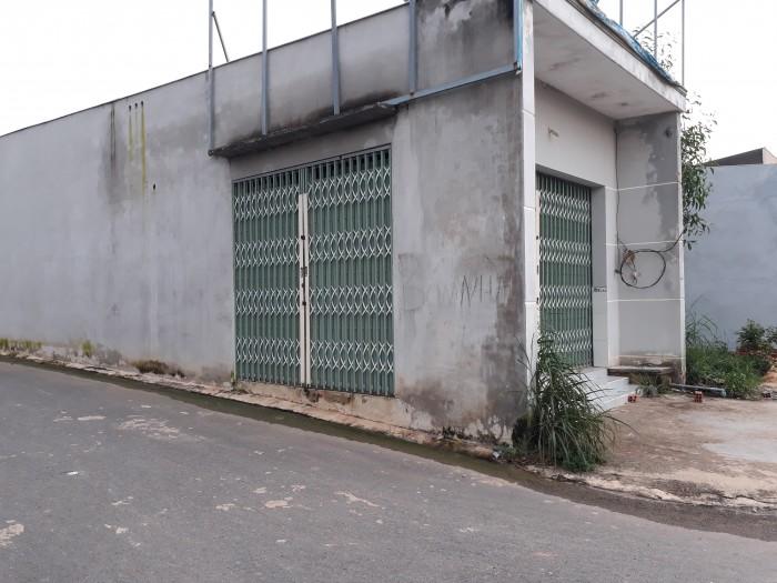 Bán nhà C4 mặt tiền hương lộ 21 xã Tam Phước. 150m2' sổ riêng thổ cư