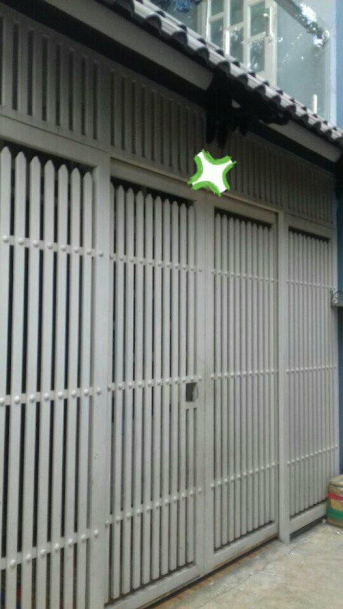 Bán nhà: Đường Số 8, P.Bình Hưng Hòa, Q.Bình Tân