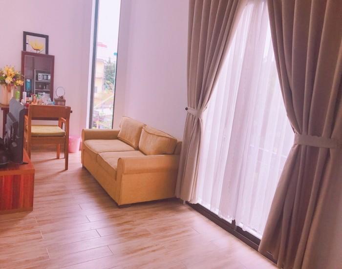 Cho thuê căn hộ đường Hoàng Văn Thụ, cách Nguyễn Văn Linh 50m, cách cầu Rồng 100m