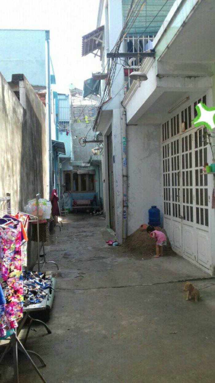 Bán nhà: Đường Bình Long, P.Sơn Kỳ, Q.Tân Phú