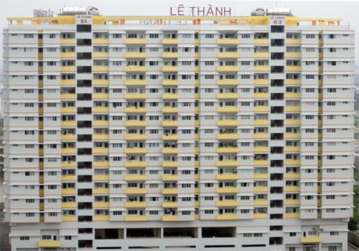 Cần bán CHCC Lê Thành B, Bình Tân, Diện tích: 67 m2, 2 pn, 2 wc