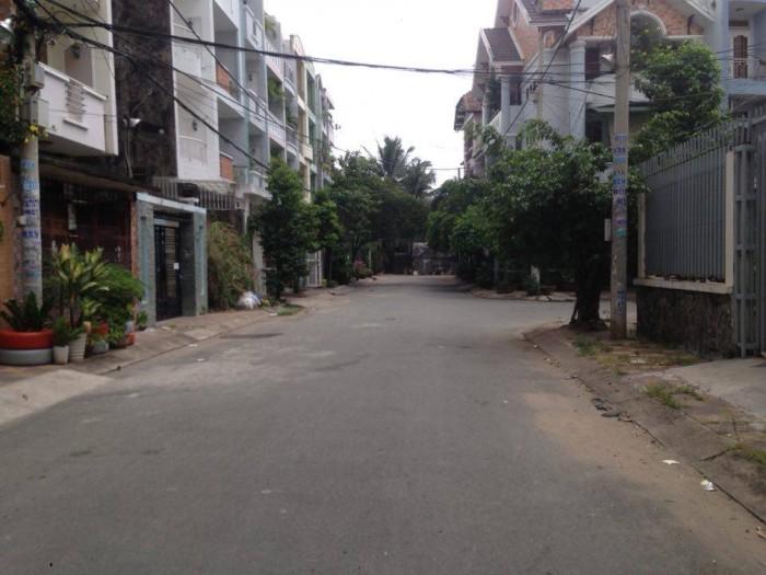 Nhà MT Đường Nguyễn Trãi, Quận 1, DT: 5x20m, 110m2, Xây 1 trệt 5 Lầu