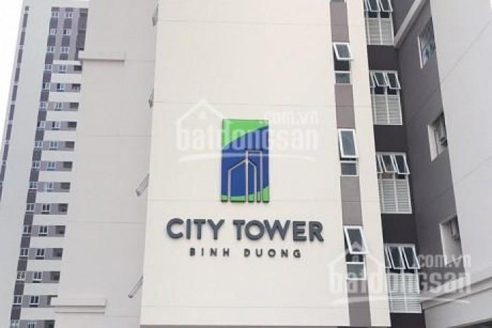 City tower Bình Dương mới Chỉ 245 triệu nhận nhà còn đúng 10 căn