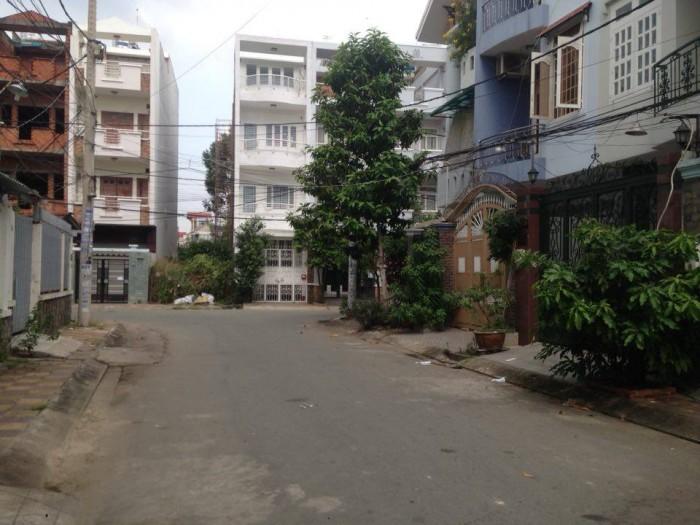 Nhà Đường 10m Khu Nguyễn Trãi, Quận 1, DT: 175m2, Xây 1 trệt 3 Lầu