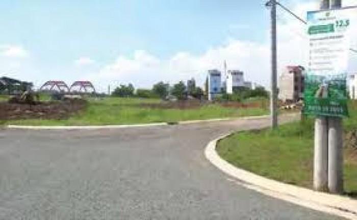 Đất nền KĐT Cát Lái MT Nguyễn Thị Định 20m chuẩn Singapore ngay TTTM 90m2