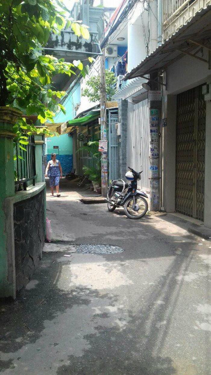 Bán nhà: Đường Tân Thành, P.Tân Thành, Q.Tân Phú