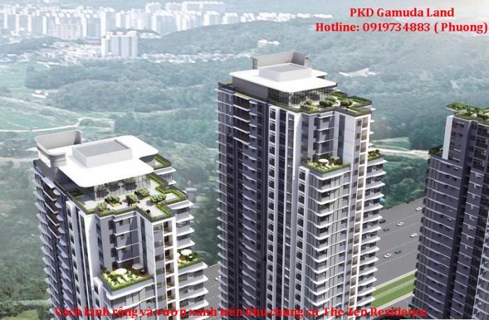 Bán căn hộ chung cư tại Dự án Gamuda City(Gamuda Gardens), Hoàng Mai, Hà Nội dt 74m2