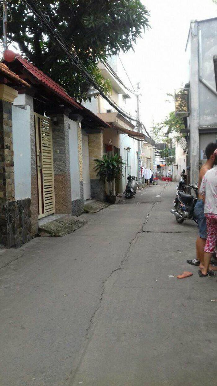 Bán nhà: Đường Tân Hòa Đông, P14, Q6