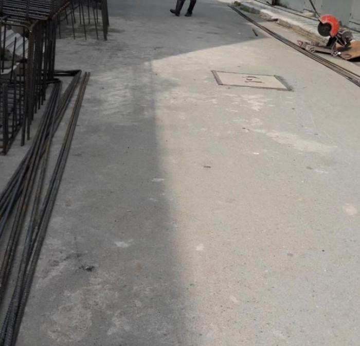 Bán lô đất cách chợ Vườn Lài 600m, dt 4x15.5m2, sổ hồng riêng, P. An Phú Đông, Q 12