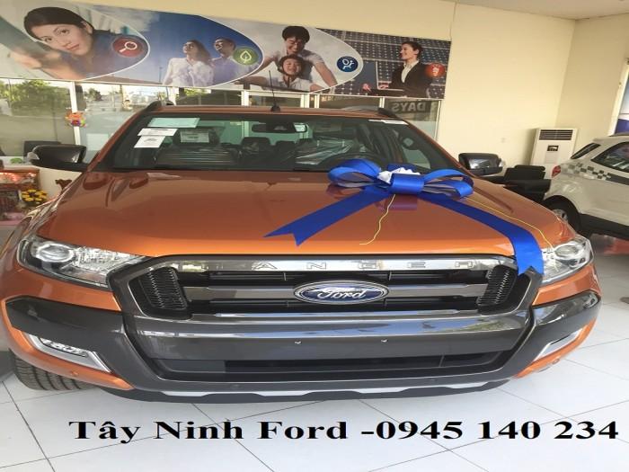 Khuyến Mãi Mua Ford Ranger Wildtrak 3.2L tại Ford Tây Ninh