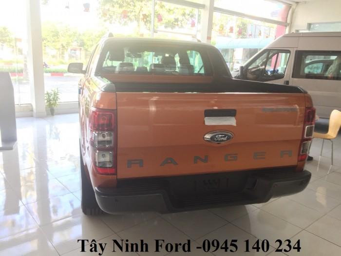 Ford Ranger Wildtrak 3.2L tại Ford Tây Ninh