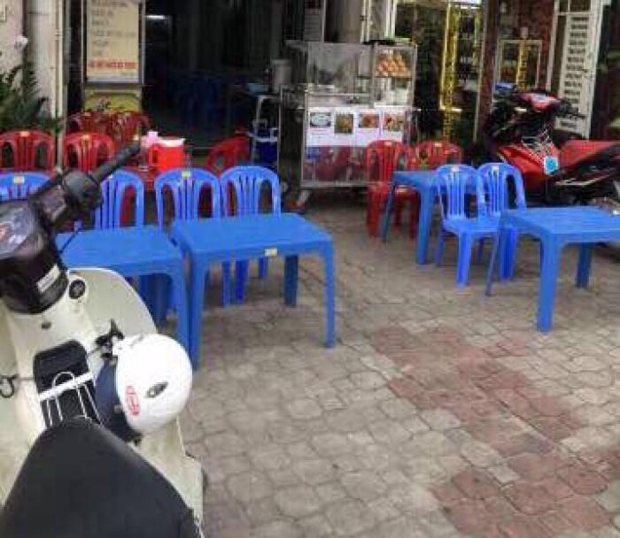 Nhà mặt tiền đang ở quán ăn vặt + cafe đường Trần Trọng Cung Quận 7