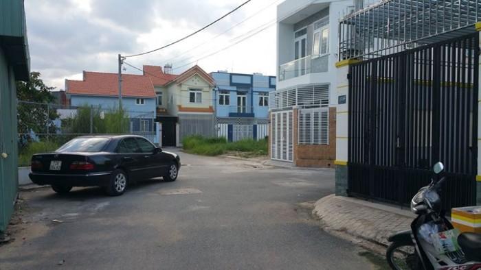Bán nhà đường nhựa 12m, sổ riêng, đường Nguyễn Thị Kim