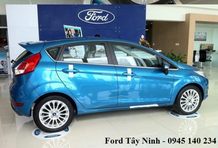 Mua Ford Fiesta tại Ford Tây Ninh