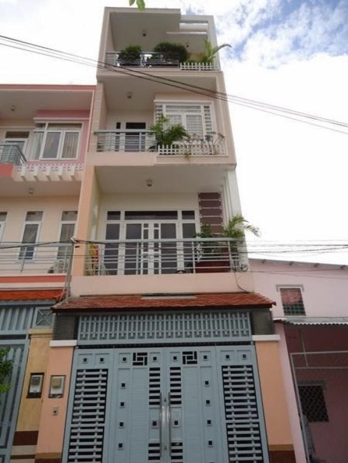 Bán nhà mặt tiền đường Lê Anh Xuân, P. Bến Thành. DT 5.1x16m, 2 lầu
