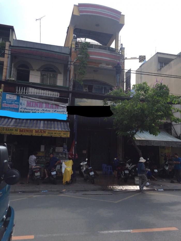 Nhà MTKD đường Trương Vĩnh Ký
