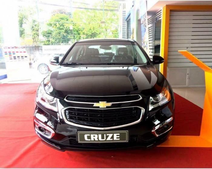 Chevrolet Cruze LTZ 2017, nhận ngay 80 triệu tiền mặt 0