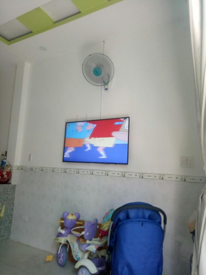 Bán Gấp Nhà 1 Lầu, 2pn - Hẻm Rộng 5m, Thạnh Lộc, Quận 12