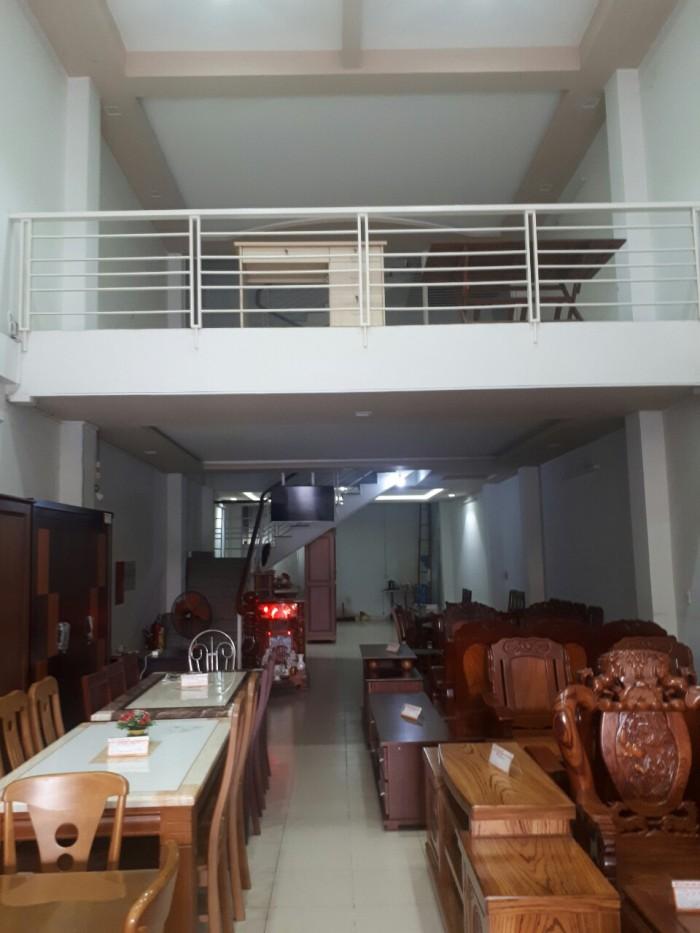 Bán nhà mặt tiền đường Quang Trung, phường 8, quận Gò Vấp, 5,1 x 25m, 1 Trệt + 1 lửng, 2 Lầu, giá 14,5 tỷ