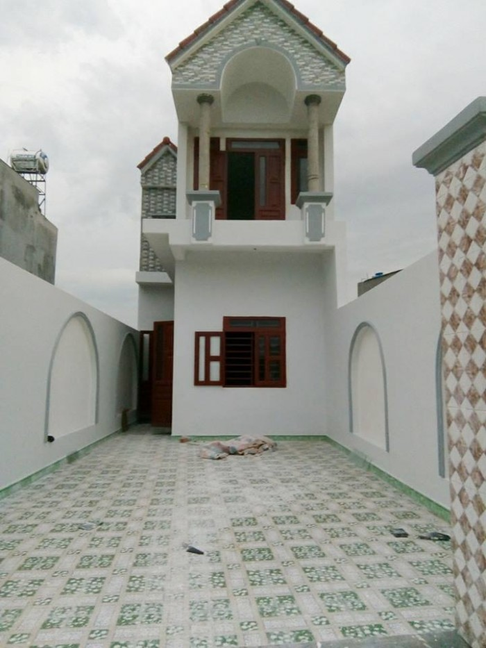 Nhà Phố Vườn 150m2 7 Phòng Ngủ