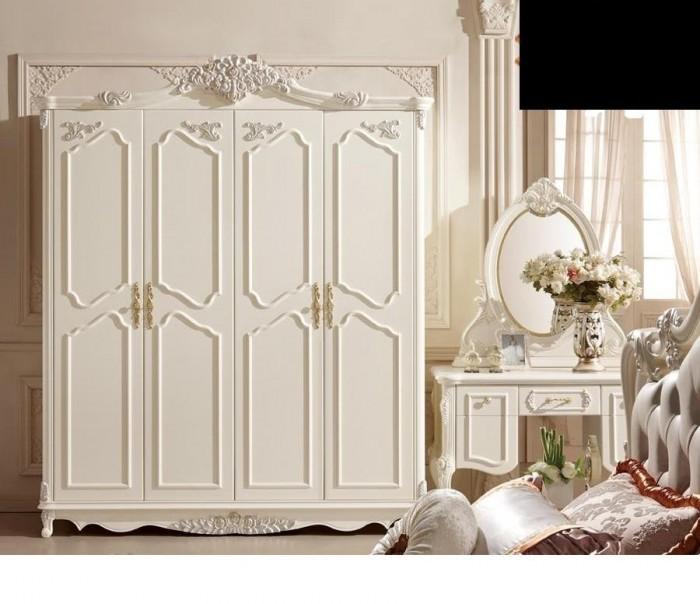 tủ quần áo cao cấp phong cách tân cổ điển7