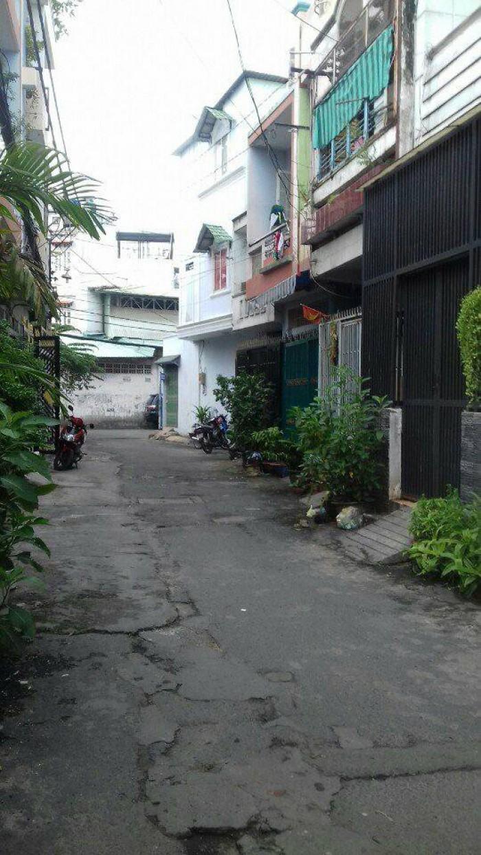 Bán nhà: Đường Trịnh Đình Trọng, P.Phú Trung, Q.Tân Phú