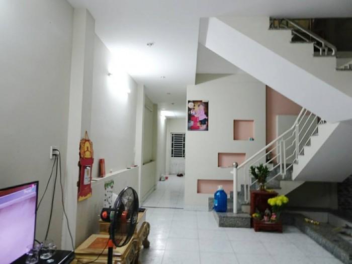 Nhà 1 trệt 1 lầu 100m2 Xuân Thới Thượng Nguyễn Văn Bứa
