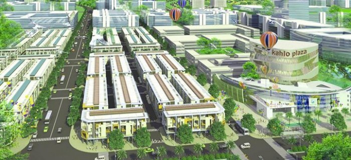 Khu đô thị kiểu mẫu tiếp nối sự phát triển Du lịch Biển Nam Đà Nẵng