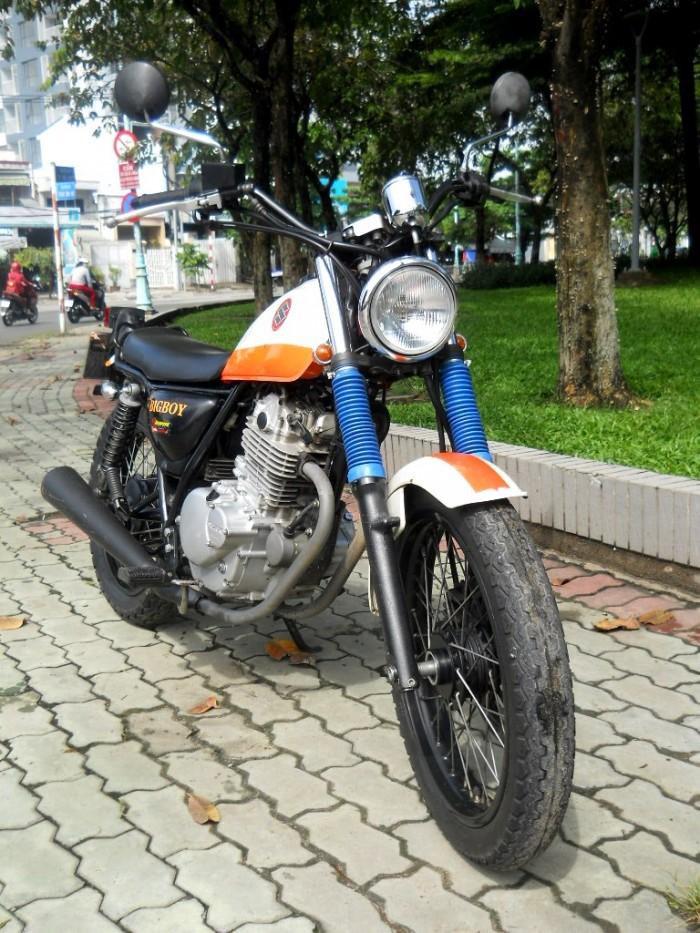 Bán Xe Suzuki 250 Bigboy – 2001