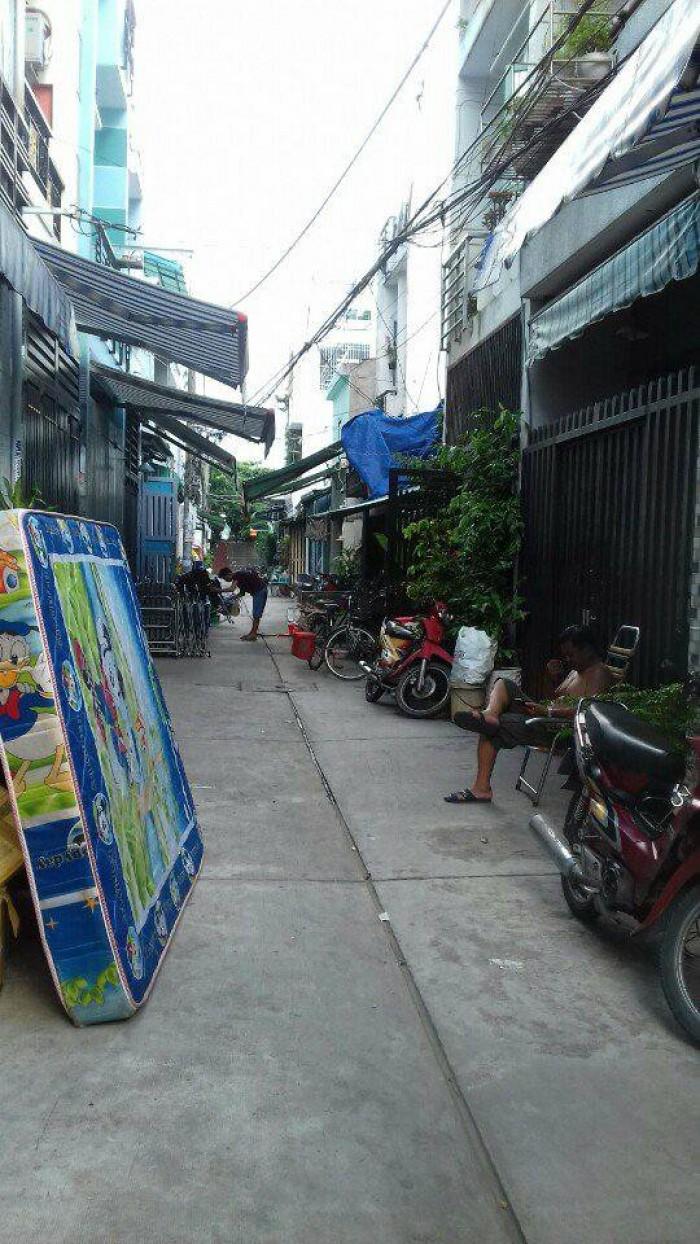 Bán nhà: Đường Miếu Gò Xoài, P.Bình Hưng Hòa A, Q.Bình Tân