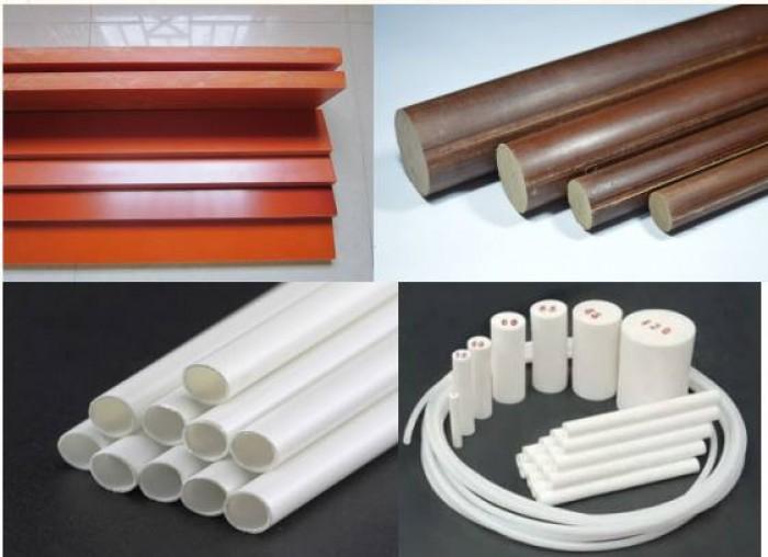 Phíp nhựa công nghiệp, cách đện0