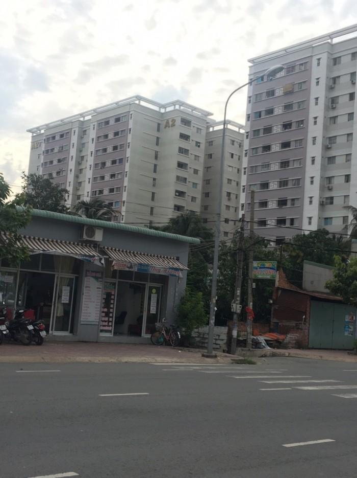 Nhà 1 trệt 1 lầu ngay trường Lê Văn Tám, 97m2 đất ODT, sổ  hồng