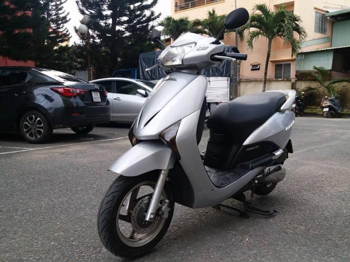 Honda Lead 110Fi Phun Xăng Điện Tử Loại Nhập Khẩu Nguyên Thùng Tuyệt Đẹp