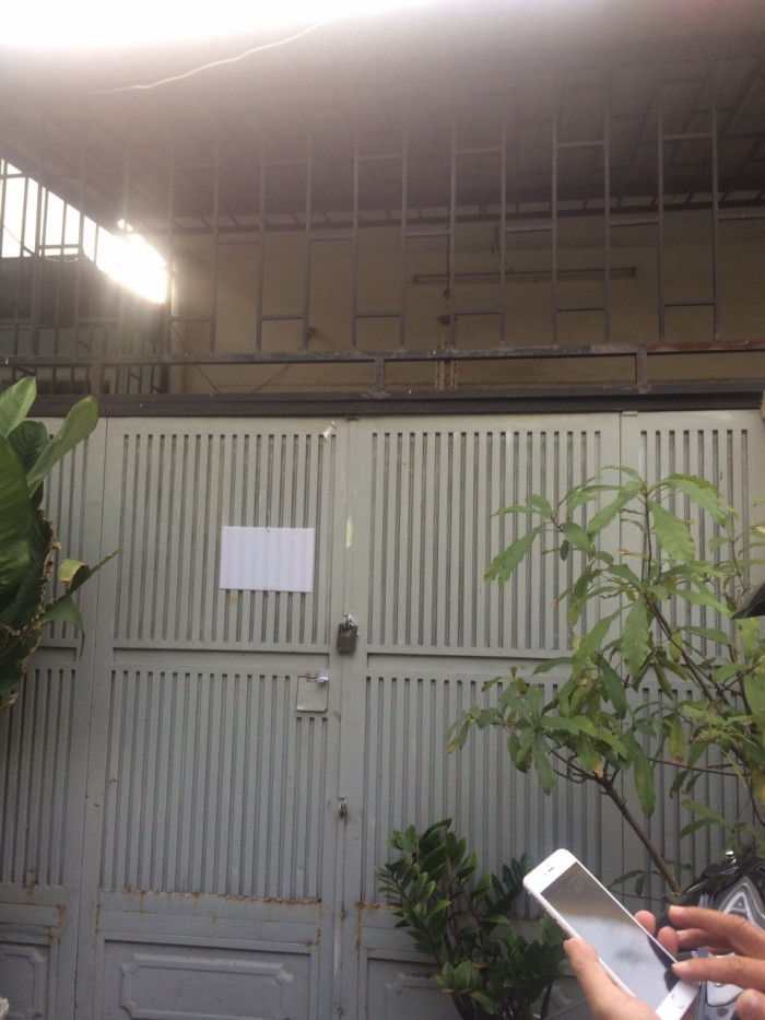 Bán Nhà hẻm Đường Số 12, Phường 11, quận Gò Vấp, 4 x 15m, Cấp 4
