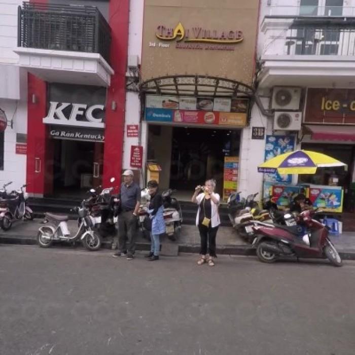 Bán nhà mặt Phố Lê Thái Tổ, Quận Hoàn Kiếm, 130m, mặt tiền 5.6m, 5 tầng