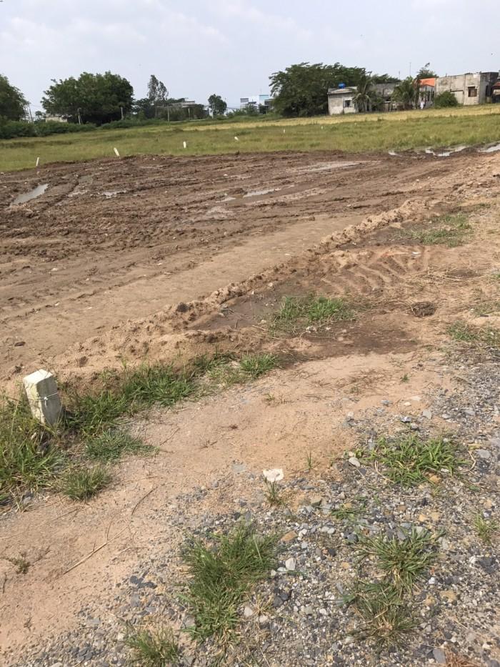 Bán gấp lô đất 5mx17m thổ cư tại xã Hựu Thạnh, Đức Hòa, LA