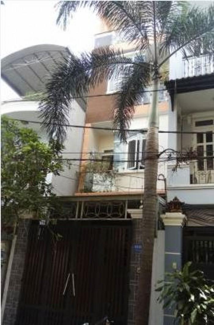 Bán Nhà Hẻm 616 Lê Đức Thọ, phường 15, quận Gò Vấp, 4 x 20m